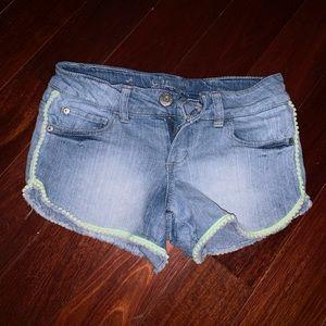Celebrity Pink Women's Jean Shorts